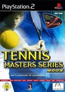 Tennis Masters Series 2003 per PlayStation 2
