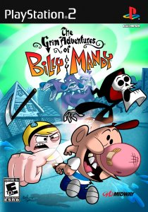 The Grim Adventures of Billy & Mandy per PlayStation 2