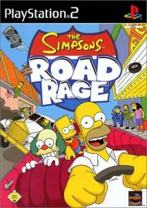 The Simpsons: Road Rage per PlayStation 2