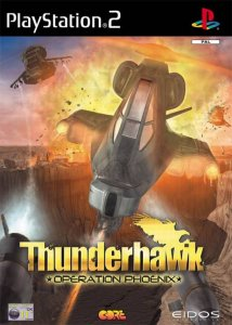 Thunderhawk: Operation Phoenix per PlayStation 2