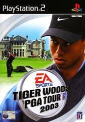 Tiger Woods PGA TOUR 2003 per PlayStation 2