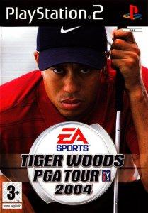 Tiger Woods PGA Tour 2004 per PlayStation 2