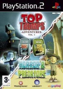 Top Trumps: Horror and Predators per PlayStation 2