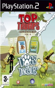 Top Trumps: Dogs & Dinosaurs per PlayStation 2