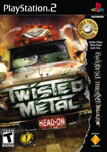 Twisted Metal: Head-On - Extra Twisted Edition per PlayStation 2