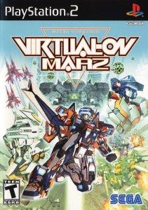 Virtual-On Marz per PlayStation 2