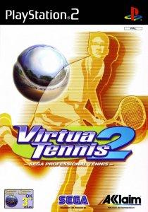 Virtua Tennis 2 per PlayStation 2