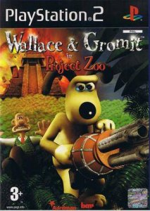Wallace & Gromit in Project Zoo per PlayStation 2