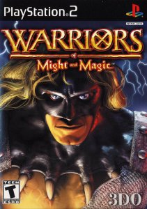 Warriors Of Might And Magic per PlayStation 2