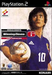 Winning Eleven 6 Final Evolution per PlayStation 2
