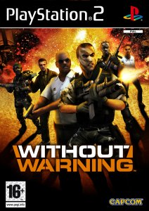 Without Warning per PlayStation 2