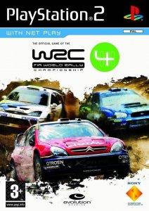 World Rally Championship 4 per PlayStation 2