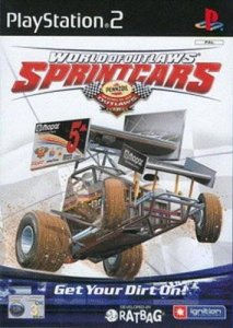 World of Outlaws: Sprint Cars 2002 per PlayStation 2