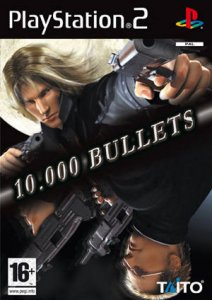 10.000 Bullets per PlayStation 2