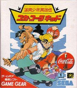 Coca-Cola Kid per Sega Game Gear
