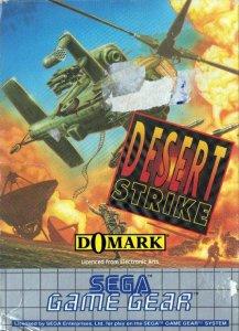 Desert Strike - Return to the Gulf per Sega Game Gear