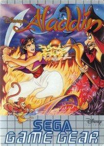 Disney's Aladdin per Sega Game Gear