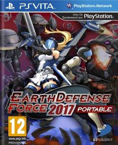 Earth Defense Force 2017 Portable per PlayStation Vita