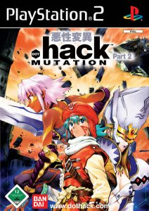 .hack Vol. 2: Mutation per PlayStation 2