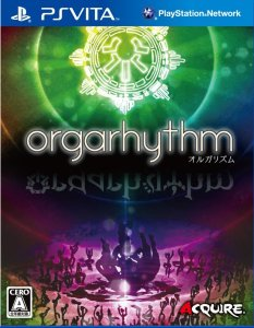 Orgarhythm  per PlayStation Vita