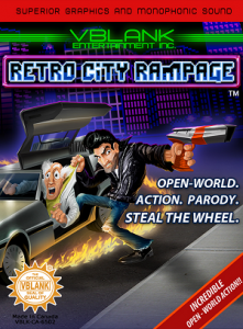 Retro City Rampage per PC Windows