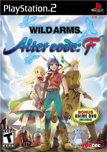 Wild Arms Alter Code: F per PlayStation 2