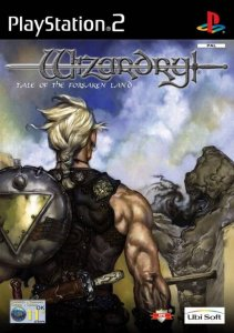 Wizardry: Tale of the Forsaken Land per PlayStation 2