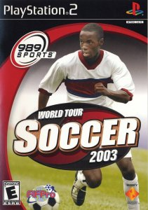 World Tour Soccer 2003 per PlayStation 2
