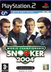 World Championship Snooker 2004 per PlayStation 2