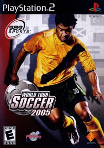 World Tour Soccer 2005 per PlayStation 2