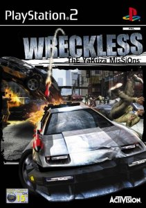 Wreckless: The Yakuza Mission per PlayStation 2