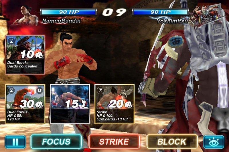 Tekken col morto
