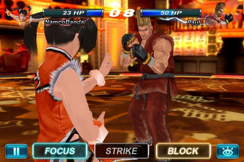 Ancora qualche posto disponibile per l'open beta di Tekken Card Tournament