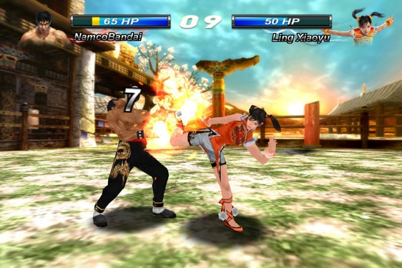 Tekken Card Tournament sbarca su App Store e Google Play, ed è gratis