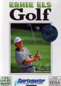 Ernie Els Golf per Sega Game Gear