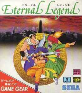 Eternal Legend per Sega Game Gear