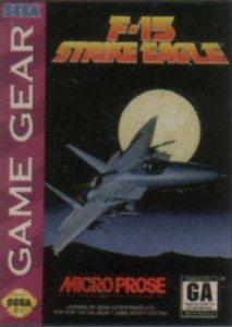 F-15 Strike Eagle per Sega Game Gear