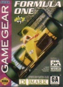 F1 per Sega Game Gear