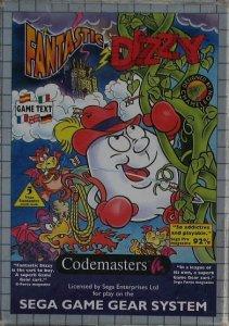 Fantastic Dizzy per Sega Game Gear