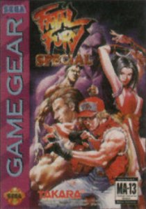 Fatal Fury Special per Sega Game Gear