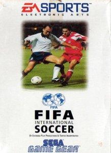 FIFA International Soccer per Sega Game Gear