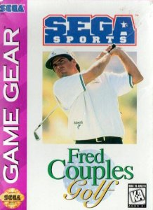 Fred Couples Golf per Sega Game Gear
