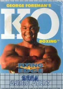 George Foreman's KO Boxing per Sega Game Gear