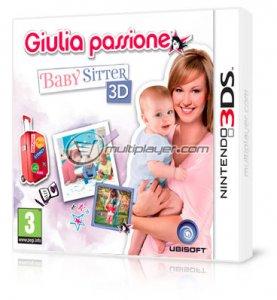 Giulia Passione Baby Sitter per Nintendo 3DS