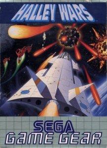 Halley Wars per Sega Game Gear