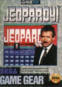 Jeopardy 25th Anniversary per Sega Game Gear
