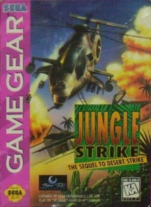 Jungle Strike per Sega Game Gear