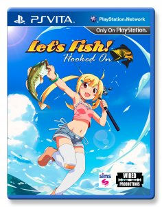 Let's Fish! Hooked On per PlayStation Vita