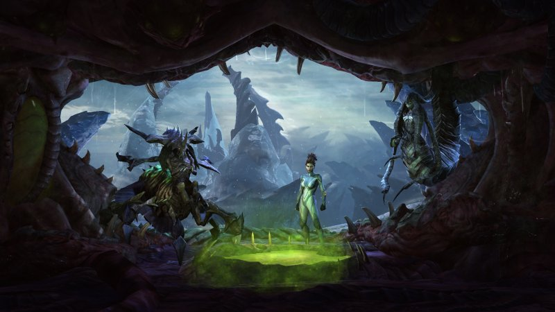 Anche gli Zerg hanno dei sentimenti: parte la campagna PETA per StarCraft II: Heart of the Swarm