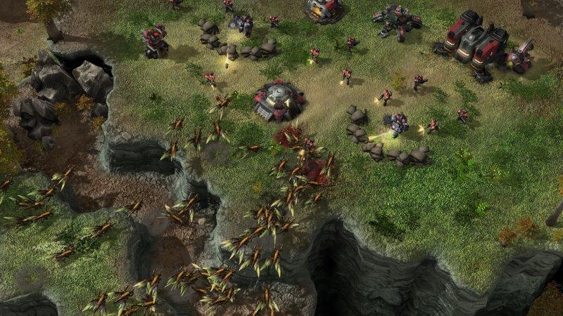 StarCraft 2 cuore del matchmaking Swarm non funziona matrimonio non incontri Musique